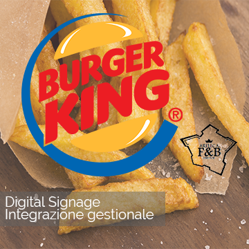Box Portfolio Burger King